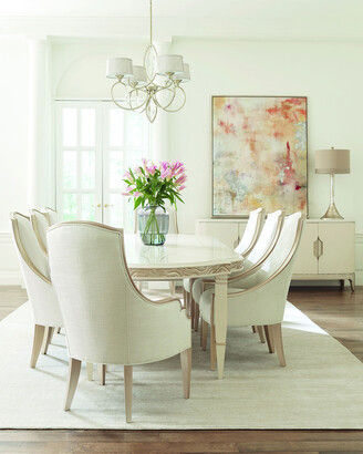 Caracole Gabrielle Upholstered Side Chair