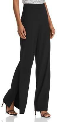 Theory Side-Slit Crepe Pants
