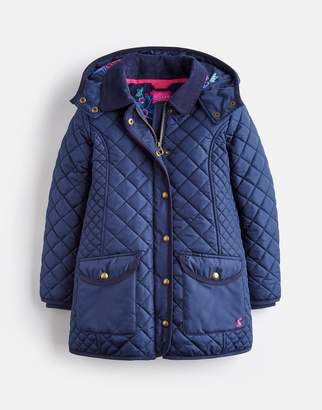 Joules Clothing Newdale Quilted Jacket 12yr
