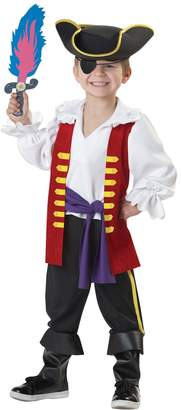 California Costumes The Wiggles Captain Feathersword Pirate Costume Child Toddler