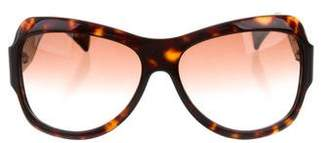 Stella McCartney Oversize Tinted Sunglasses