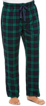 Haggar Men's Micro-Suede Sleep Pants