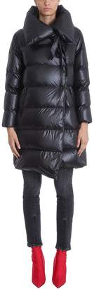 Puffa Bacon Clothing Big 13 Black Puffer Coat