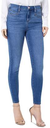 Liverpool Abby Skinny Jeans in Laine Navy
