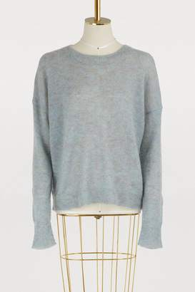 Etoile Isabel Marant Cliftony mohair and wool sweater