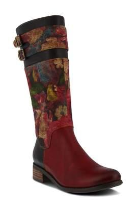 L ARTISTE L'Artiste Floral Boot