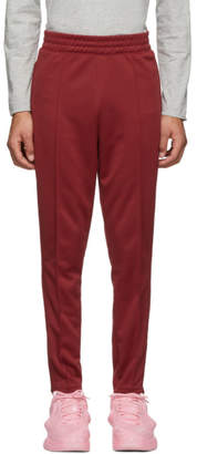 Nike Burgundy Martine Rose Edition NRG K Lounge Pants
