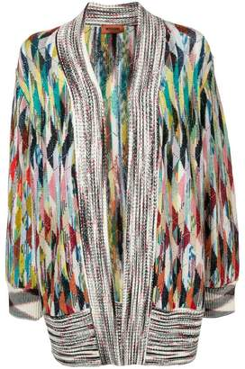 Missoni open-front knit cardigan