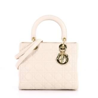 Christian Dior Lady leather crossbody bag