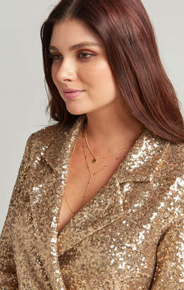 Show Me Your Mumu Get You Layered Necklace ~ Gold
