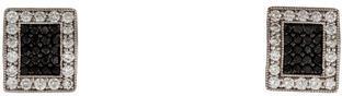 CharriolCharriol x Alor 18K Black & White Diamond Stud Earrings