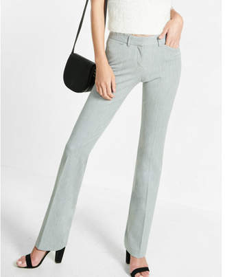 Express low rise barely boot editor pant $69.90 thestylecure.com