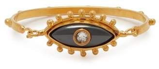 Sylvia Toledano - Third Eye Hematite Bangle - Womens - Black