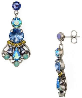Sorrelli Cluster Drop Post Earrings