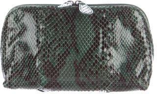 Bottega VenetaBottega Veneta Python Cosmetic Bag