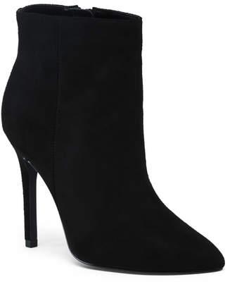 Pointed Toe Stiletto Heel Booties