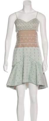 Jonathan Simkhai Mini Sleeveless Dress w/ Tags