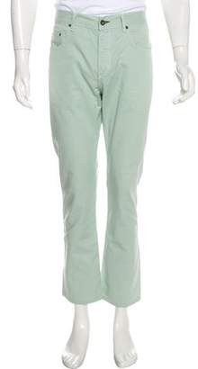 Rag & Bone RB 15X Five-Pocket Twill Pants