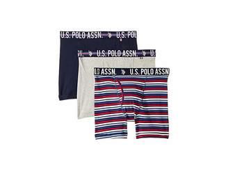 U.S. Polo Assn. Freedom 3-Pack Boxer Brief Men's Underwear