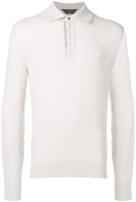 Ermenegildo Zegna XXX longsleeved polo shirt