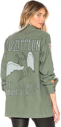 Madeworn 1977 Led Zeppelin Jacket