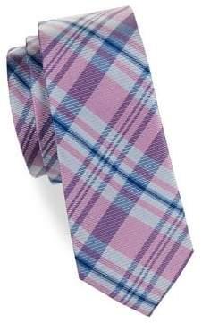 Lauren Ralph Lauren Boy's Plaid Silk Tie