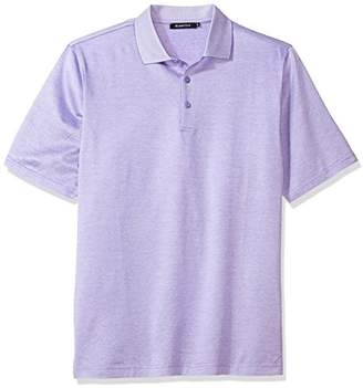 Bugatchi Men's Diego Short Sleeve Polo Shirt