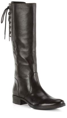 Geox Mendi Leather Tall Boot