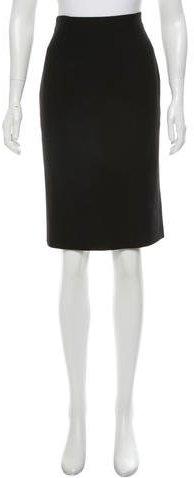Alexander McQueenAlexander McQueen Knee-Length Pencil Skirt
