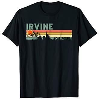 Retro Vintage 1970s Irvine California T-Shirt