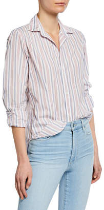 Frank And Eileen Striped Button-Down Long-Sleeve Shirt