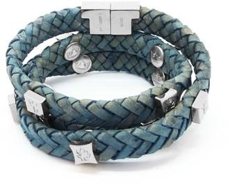 Brio Tissuville Bracelet Jargon Jade Silver
