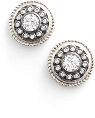 Freida Rothman 'Nautical Button' Stud Earrings