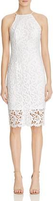 GUESS Freja Lace Dress $108 thestylecure.com