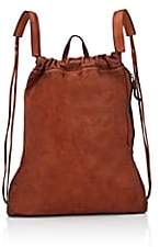 Campomaggi MEN'S LEATHER BACKPACK - BROWN