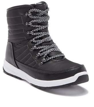 Khombu Lillian Faux Fur Boot