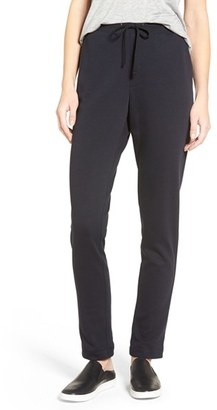 Women's Madewell Cotton Drawstring Pants $65 thestylecure.com