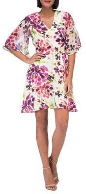 Bobeau B Collection by Petite Monca A-Line Dress