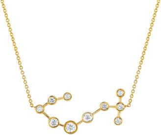 Logan Hollowell Scorpio Diamond Constellation Necklace