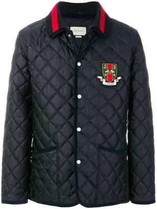 Gucci Loved crest jacket