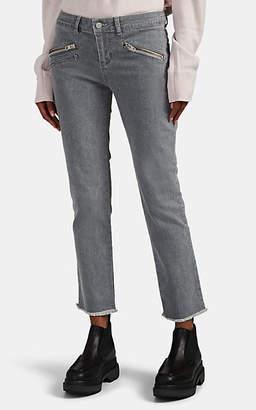 Zadig & Voltaire Women's Ava Crop Slim Jeans - Gray