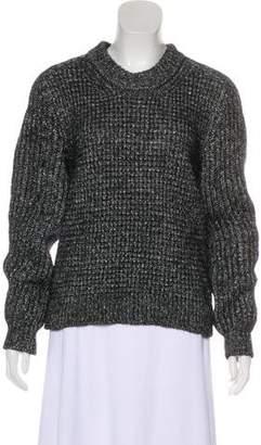 Belstaff Knit Long Sleeve Sweater