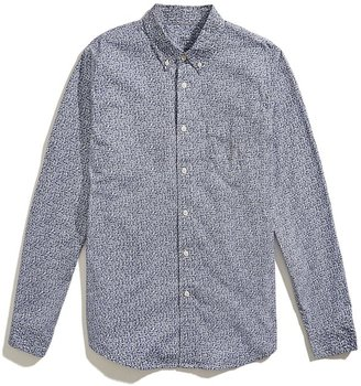 JackThreads The Mini Floral Shirt $49 thestylecure.com