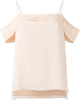 Alexander Wang cold shoulder top