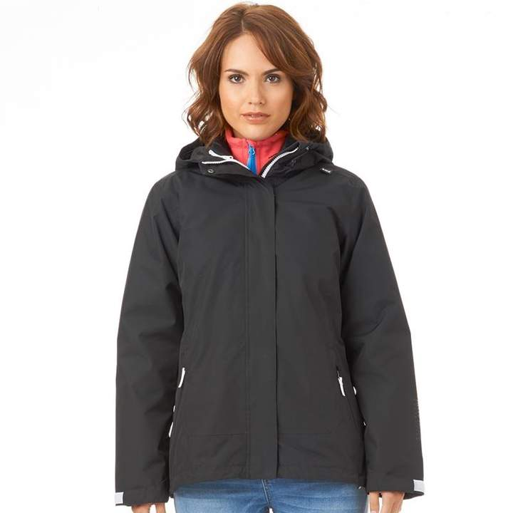 Damen Squamish CIS 3in1 Performance Jacket Schwarz