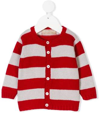 La Stupenderia striped cardigan