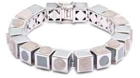 Eddie Borgo Mosaic Cube Bracelet