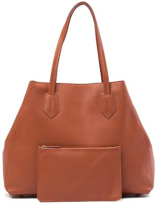 Neely & Chloe No. 2 Large Leather Tote Bag