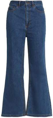 Marc Jacobs Mid-Rise Bootcut Jeans