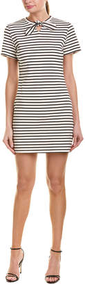 ENGLISH FACTORY Striped Shift Dress